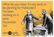 Halloween Humor / by Tracy Lynn