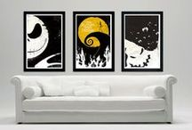 H Nightmare Before Christmas / by Tracy Lynn