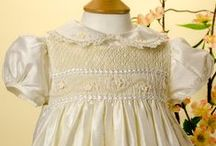 Children's Clothes Heirloom/Smocking / by Tracy Lynn