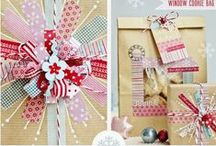 Gift Wrapping / by Tracy Lynn
