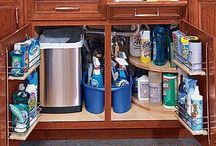 Neat, Clean, and Organized / by Katie Toomey