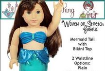 Doll Patterns - 18 inch - Sewing
