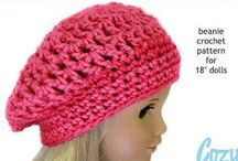 Doll Patterns - Crochet
