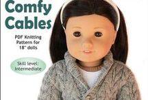 Doll Patterns - Knitting
