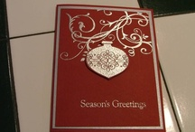 Cards - Christmas  / by Susan Reiger-Eisele