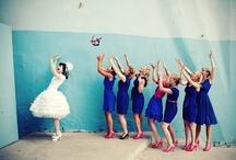 Wedding Bridesmaids / by Lindsay Vass