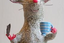 crafty things / by Cathy Harper