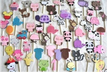 AJ Wrappers~ 3D Cupcake Toppers!