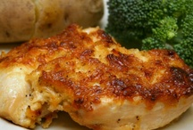 Recipe - Chicken / by Susan Reiger-Eisele