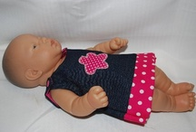 Doll Patterns - Baby Doll