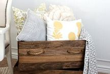 Home Design / Anything to do with the interior decor of your home. My style.  / by Ashley