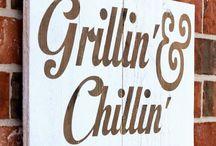 "Recipes ""Fire Up the Grill"" / Grillin' & Chillin'"