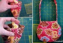 Girl Patterns - Accessories