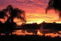 Sunsets & Sunrises in Central Florida / by Visit Central Florida
