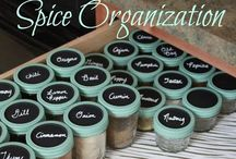*Organization* / by MichaelCarrie Cooper