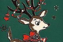 Merry Vintage Xmas / by Joanne Ehling Harper