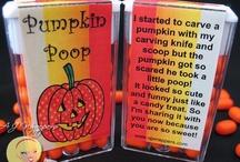 AJ Wrappers ~ Halloween