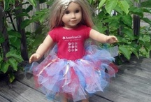Doll Patterns - 18 inch - No Sew Clothes