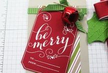 Gift Tags / by Laura Saye