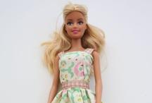 Doll Patterns - Barbie & GI Joe