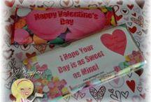 AJ Wrappers  ~ Valentine's Day