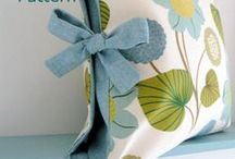 Fabric Crafts / This is the place where we will be sharing some of our favourite crafts using fabric that we have found on pinterest.