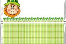 AJ Wrappers~St. Patty's Day
