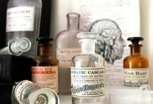 Apothecary...It's What I Do / by Katie Howe