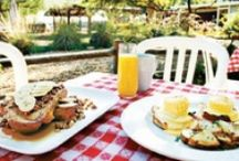 Morning Glory Cafe / Giving you a close up look at the best dishes and best views of The Valley.
