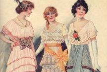 Fashion History: 1910s / by Joanne Ehling Harper