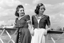 Fashion History: 1940s / by Joanne Ehling Harper