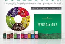 Young Living Essential oils / by MichaelCarrie Cooper