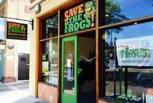 SAVE THE FROGS! Education Center / Www.savethefrogs.com/berkeley