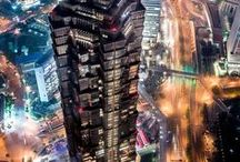 Real City Scapes / Beautiful city landscapes