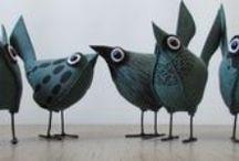 Birds / patterns