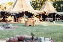 Perfect garden party ideas / Who doesn't love a garden party! Save pins for your own garden party idea and easily find a yard to host it in with Raw Space. Baby showers, weddings, tea parties, you name it.