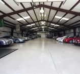 Rare Classic Car Storage in OKC / This Pinboard is dedicated to our listing for classic car storage in Oklahoma. A user has kindly listed this rare space for other's to store their cars inside. You can find out more on our Raw Space for Rent http://www.rawspaceforrent.com/rental/157