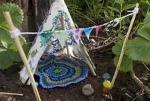 Super Cute Fairy Houses / Just for fun :) put a fairy house in the garden for good luck!