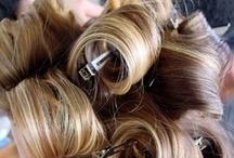 Hair. / by Victoria Bailey