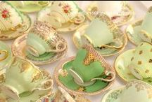 Tea Cups / by Debra Swihart