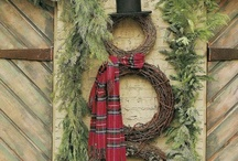 Christmas Ideas  / Creative and crafty decorations and great ideas for handmade gifts. Let's get started! / by Amber Gin