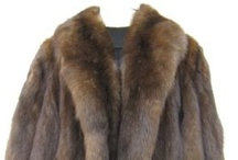 Russian sable fur coats / by Furs by Chrys
