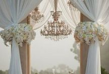 Ceremonies / Breathtaking ceremony ideas that are perfect for the modern and unique bride.