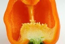 Color - Orange / by Neadeen Masters