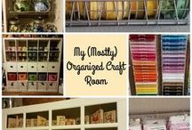 Crafty things / From craft room ideas to craft decor, you'll find what you need on this board.