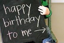 My Birthday / Decoration, Food and Theme Ideas for My Birthday!  / by Meagan Craffigan