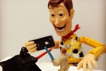 Disney and the Force / A collection of Star Wars,and Disney stuff. / by Amy Jackson