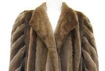 Beaver fur coats / by Furs by Chrys