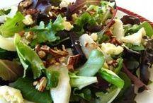 Salads / by Debra Weiss Hamel