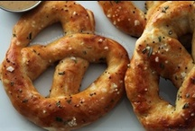 Food: Brrread! / Irresistible staple...oh, bread, you make us swoon. / by Amber Gin